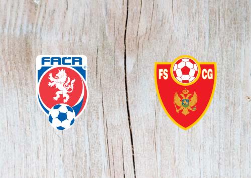 Czech Republic vs Montenegro - Highlights 10 June 2019