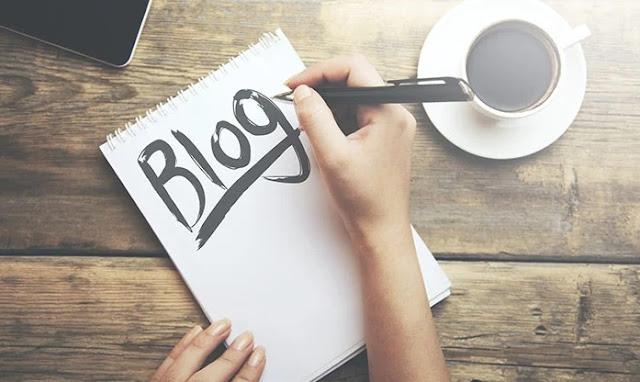 Pengalaman Ngeblog Sebagai Sampingan