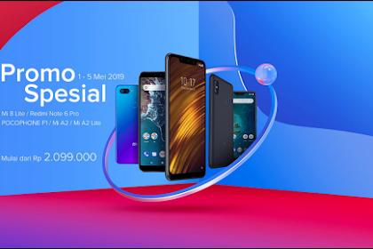 Harga 6 Ponsel Xiaomi  ini Turun Harga Hingga Tanggal 5 Mei 2019