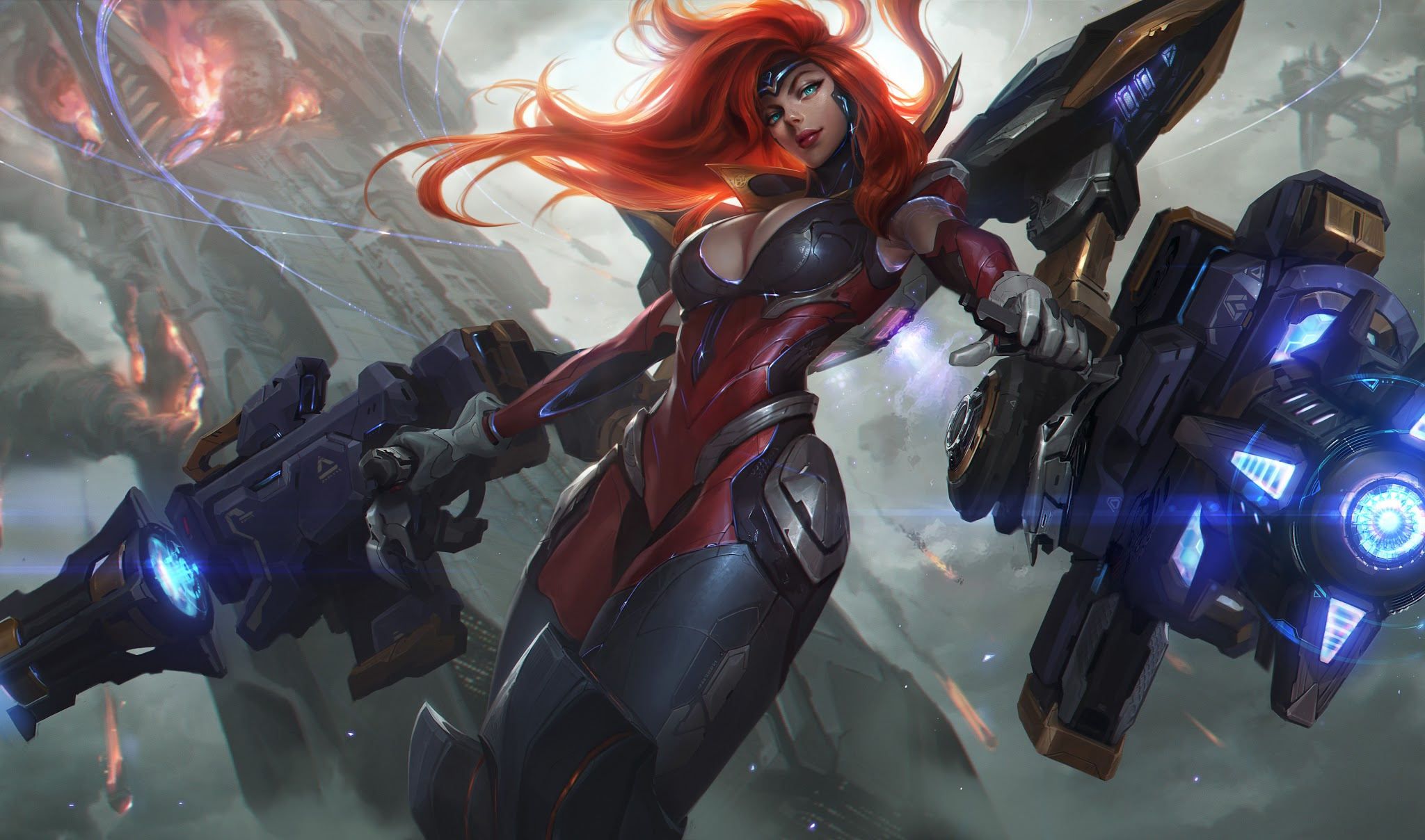 d6aad4a5ca8  Deleted  Next Ultimate Skin  Gun Goddess Miss Fortune