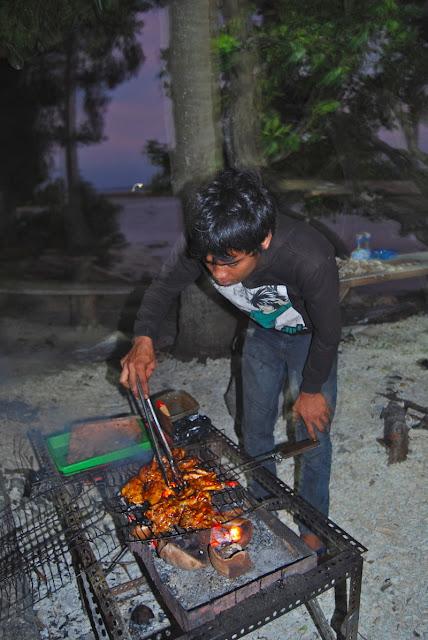 Rekreasi Pulau Tidung di Kepulauan Seribu