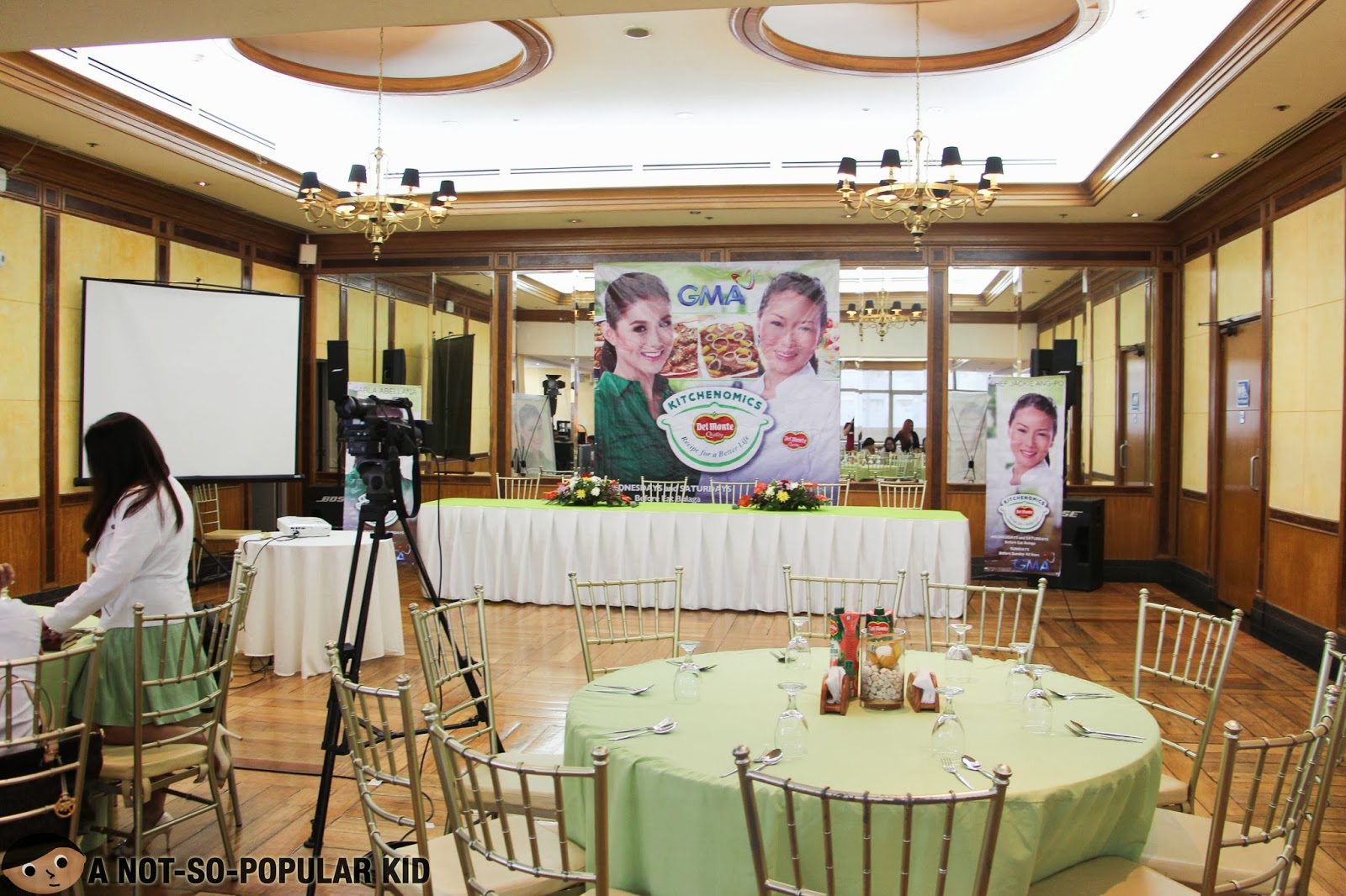 Del Monte Kitchenomics 2014