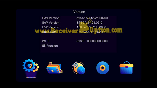 ONE SHOT S6W 1506TV 512 4M BUILT IN WIFI NEW SOFTWARE 07 MAY 2021