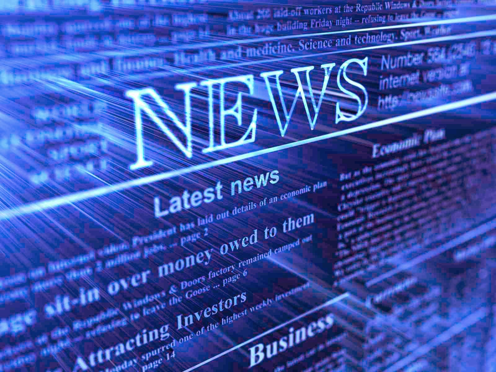 Navigating the News - information overload | Skills 4 Trainers:
