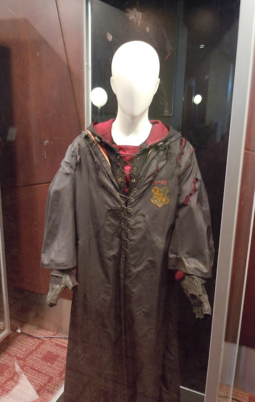 Harry Potter Gryffindor Quidditch costume