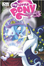 My Little Pony Friendship is Magic #17 Comic Cover Hot Topic Variant