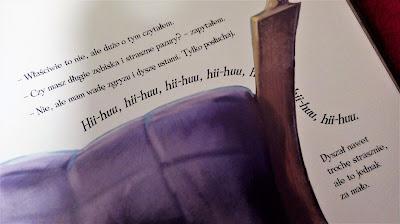 """""""Potrzebuję mojego potwora"""" Amanda Noll, Wydawnictwo CzyTam  - recenzja"""