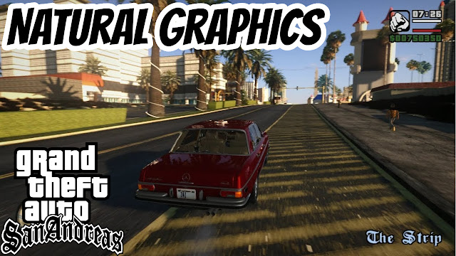 Natural Graphics for San Andreas 4 Free Download Pc