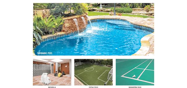 fasilitas untuk properti milenial
