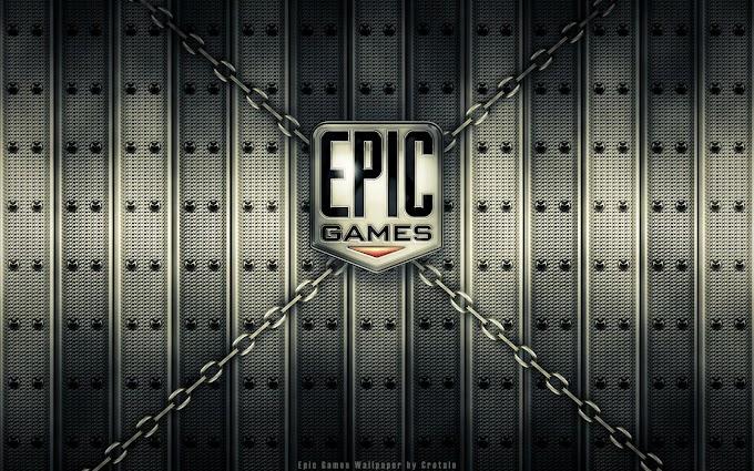 Epic Games'in Gizemli Oyunu!