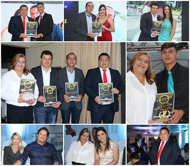 Em Arcoverde Prefeita de Itaíba Regina da Saúde   e mais três secretários municipais entram para lista dos melhores do ano com o  Prêmio Persona