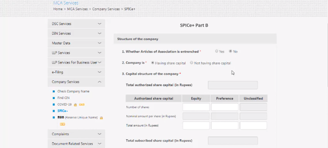 How to register Private limited company