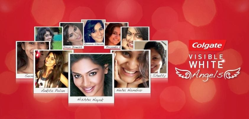 Contest !! Vote To Colgate Visible White Smile Win Exciting