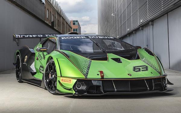 Lamborghini estreia no videogame Asphalt 9 Legends como Essenza SCV12