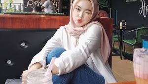 Inspirasi Style Hijab Untuk Outfit Sehari-hari, Simpel tapi Trendy.