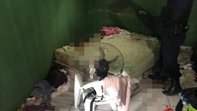 Após confusão, homem é morto a facadas e adolescente ferida no pescoço