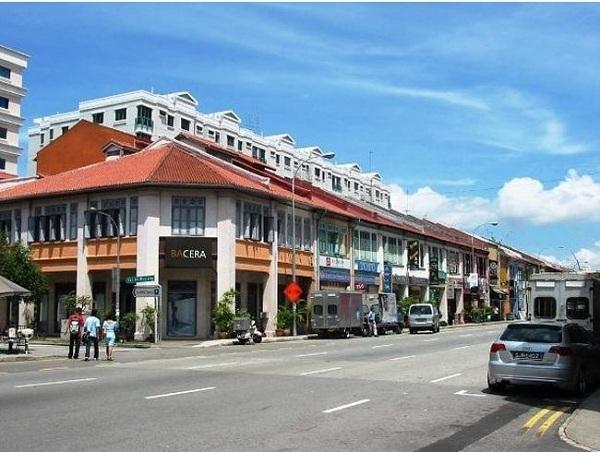 Khu Geylang - khu đèn đỏ nổi tiếng ở Singapore