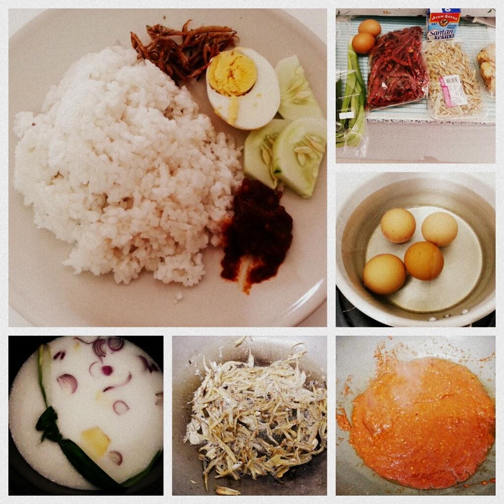 Resepi Nasi Lemak Minyak