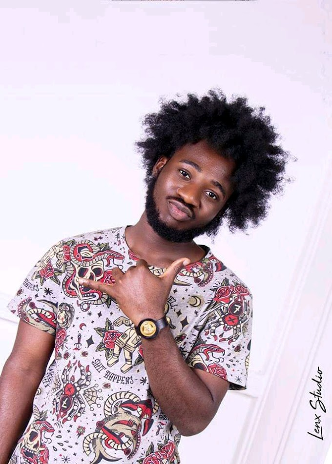 """Aside Kankyi, MarTino & Bowk the rest of you rappers are rapping for sex"" - Jeblinx hit hard at Taraba rappers."
