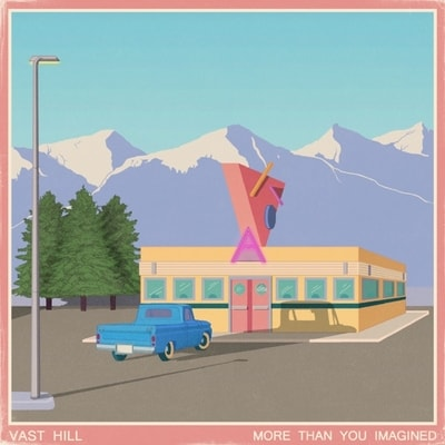Vast Hill - More Than You Imagined (2019) - Album Download, Itunes Cover, Official Cover, Album CD Cover Art, Tracklist, 320KBPS, Zip album