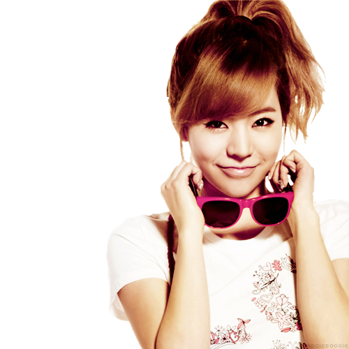 Sunny - Korean Girl