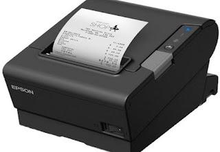 Printer EPSON TM-T88VI USB Ethernet