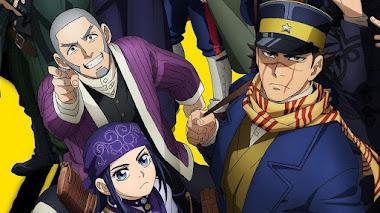 Golden Kamuy 2 + OVA 01/01 12/12 [Sub-Español][MEGA-MF-GD][HD-FullHD][Online]