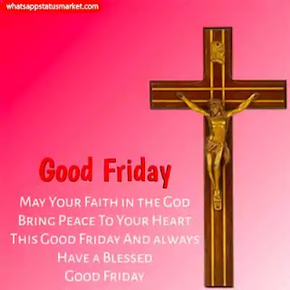 Happy Good friday status images
