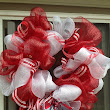 Pinterested? Simple Mesh Ribbon Wreaths