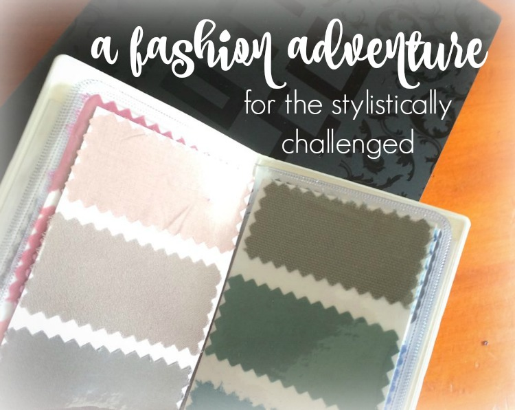 A fashion adventure for the style challnged