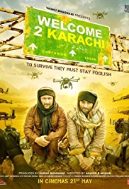 Watch Welcome 2 Karachi Online Free 2015 Putlocker