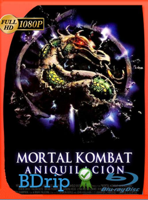 Mortal Kombat: Aniquilación (1997) BDRip [1080p] Latino [GoogleDrive] Alexander