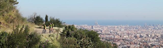 Turismo de aventura por el Parque Natural del Llobregat