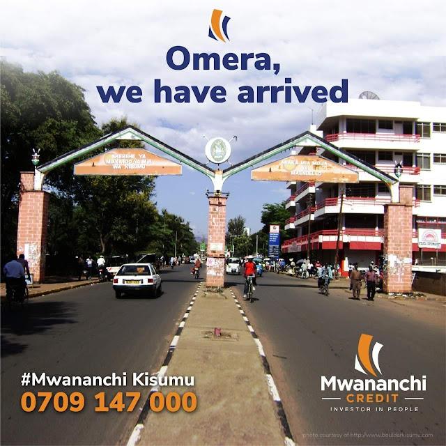 Mwananchi Credit Kisumu