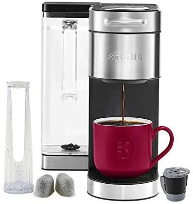 Keurig Supreme Plus Single Serve Coffee Maker Bundle