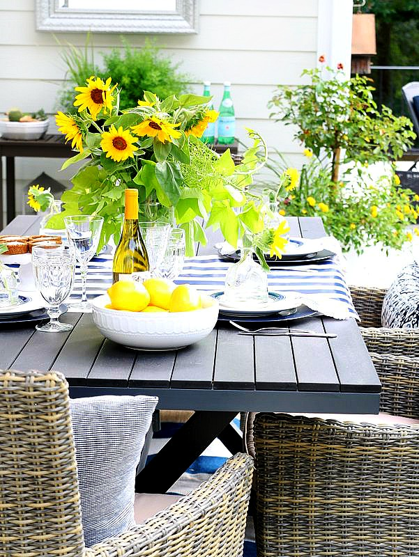 DUKE MANOR FARM | SUMMER DINNER PARTY