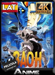 Baoh The Visitor (1989) Latino4K [2160p] UHD HDR [GoogleDrive] DizonHD