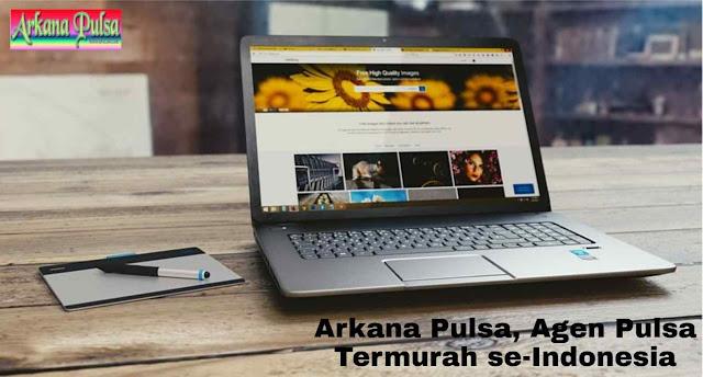 Arkana Pulsa, Agen Pulsa Termurah se-Indonesia