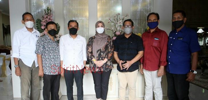 Ketua DPRD Provinsi Sulsel, Yakin PWI Sulsel Kian Maju