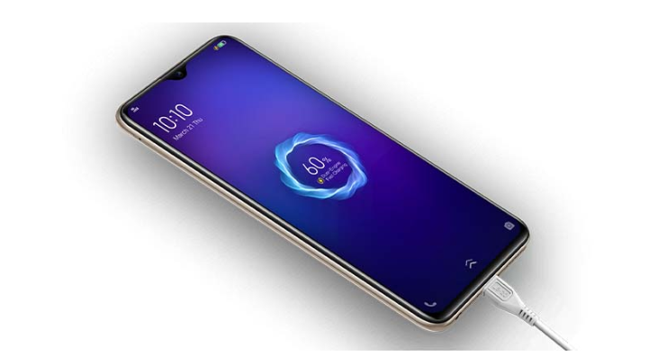 Baterai 5000 mAh + Fast charging Vivo Y19