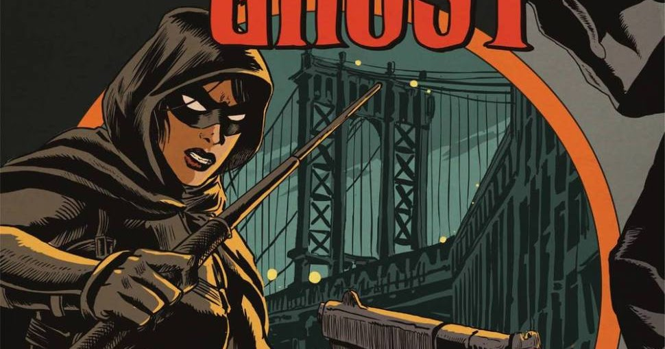 Review The Black Ghost 2 By Monica Gallagher Alex Segura
