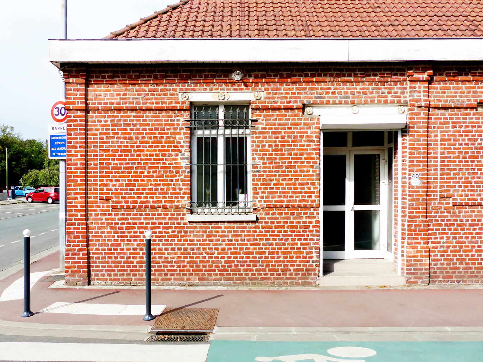 Association des Anciens Élèves de l'E.I.C. - Tourcoing, rue Jules Watteeuw.