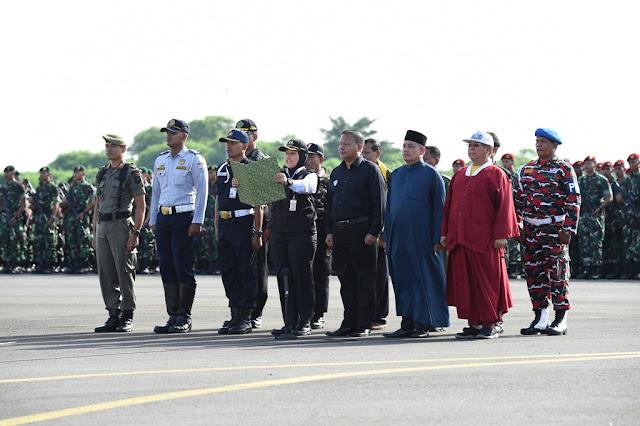 TNI-Polri Dan Komponen Bangsa Harus Siap Sukseskan Pemilu