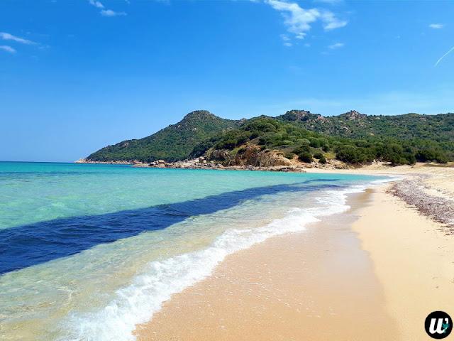 Cala Sinzias beach, Castiadas | Sardinia, Italy | wayamaya