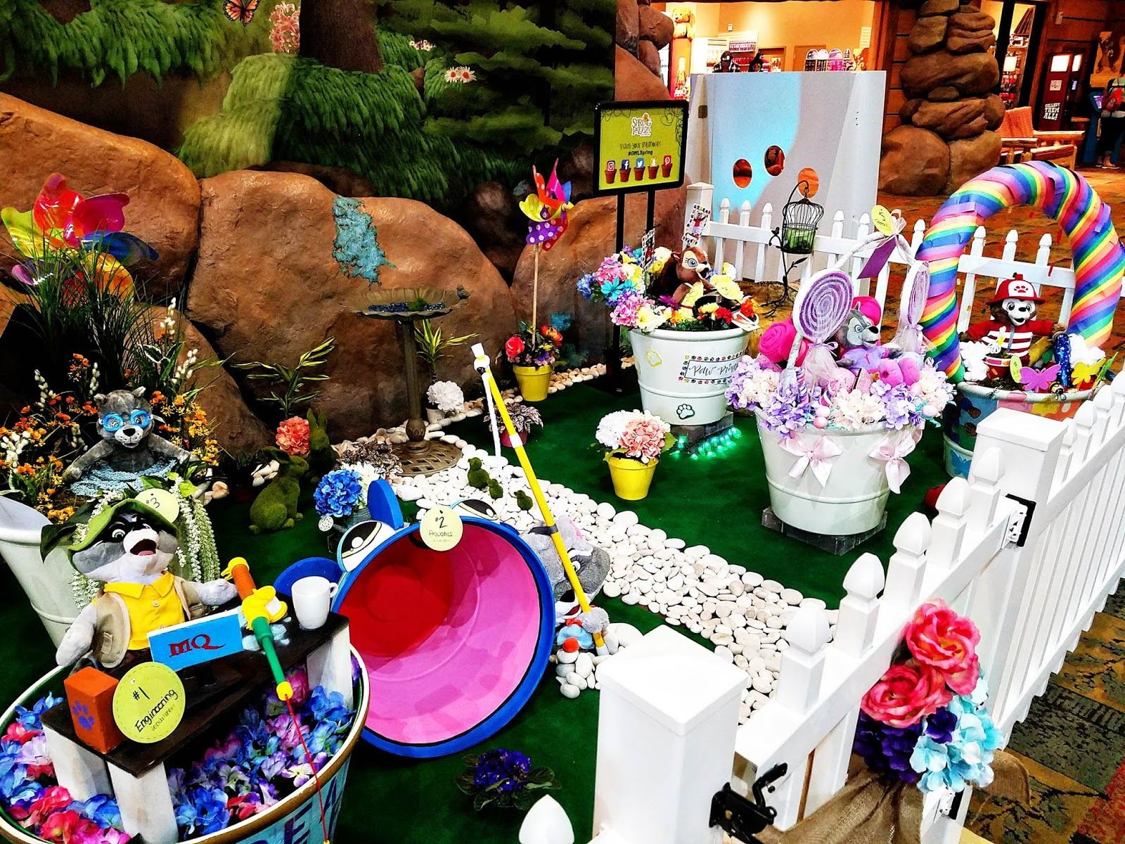 Spring-a-Palooza at Great Wolf Lodge - Horsing Around In LAHorsing ...