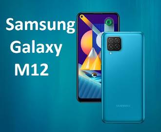 سامسونج جالاكسي ام12 - Samsung Galaxy M12 سامسونج جالاكسي Samsung Galaxy S21 plus 5G الاصدار : SM-M127F ، SM-M127F / DS ، SM-F127G ، SM-F127G / DS