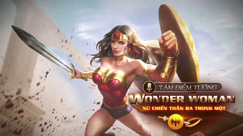 """Ngoại hình """"liễu yếu đào tơ"""" của Wonder Woman ẩn chứa bên trong một nội lực vô cùng đáng nể"""