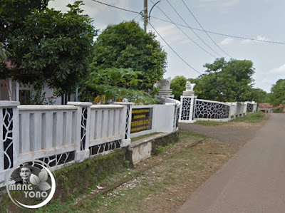FOTO 4 : Kantor Desa Batusari, Kecamatan Dawuan