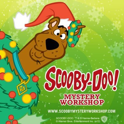 Scooby Doo Mystery Workshop