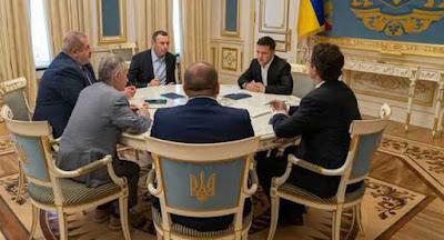 Зеленський запропонував надати кримським татарам статус корінного народу